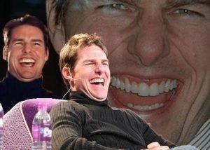 Tom Cruise Laugh