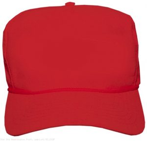 Blank Red MAGA Hat