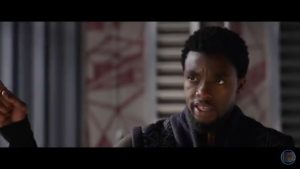 Black Panther - Get This Man A Shield