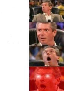 Mr. McMahon reaction