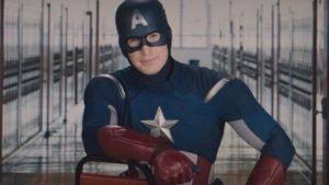 Captain America So You