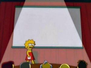 Lisa Simpson's Presentation