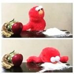 elmo cocaine
