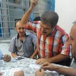 Angry Turkish Man Playing Cards Meme