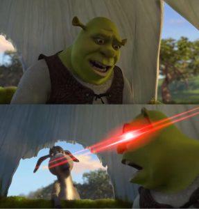 Shrek For Five Minutes