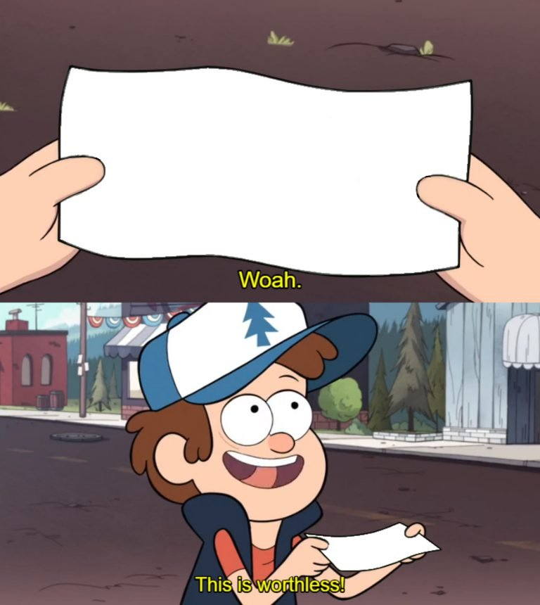 This is Worthless