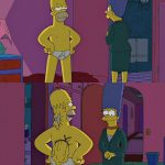 Homer Simpson's Back Fat
