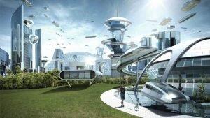 The future world if