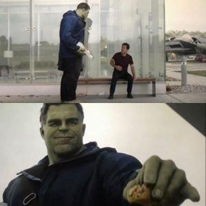 Hulk Taco