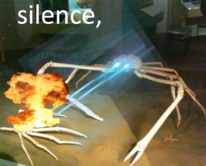 Silence Crab