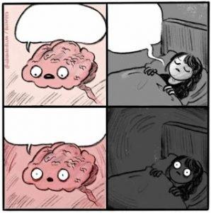 Brain Before Sleep