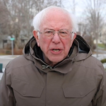 Bernie Sanders Once Again Asking