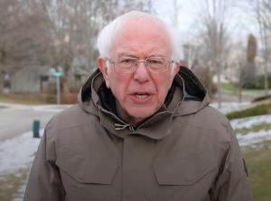 Bernie Sanders Once Again Asking