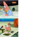 Patrick, Smart Dumb