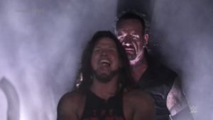 AJ Styles & Undertaker