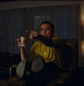 Leonardo DiCaprio Pointing