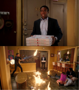 Community Fire Pizza