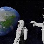 Astronaut meme always has been