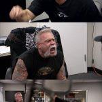 American Chopper Argument
