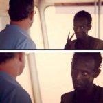 Captain Phillips - I'm The Captain Now