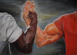 Epic Handshake