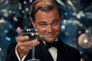 Leonardo Dicaprio Cheers