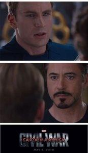 Marvel Civil War 1