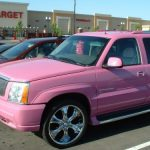 Pink Escalade