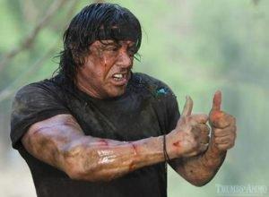 Thumbs Up Rambo