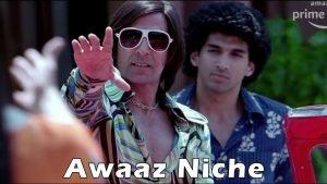 Awaaz Niche