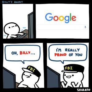 Billy's FBI Agent