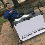 Change my mind Crowder