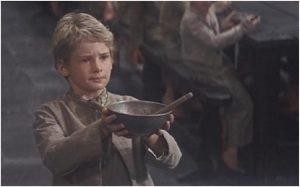 Oliver Twist Please Sir
