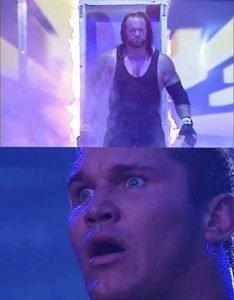 Randy Orton, Undertaker