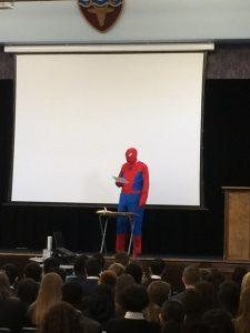 Spiderman Presentation