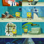 Spongebob diapers