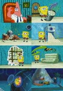 Spongebob diapers