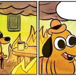 This is Fine (Blank)