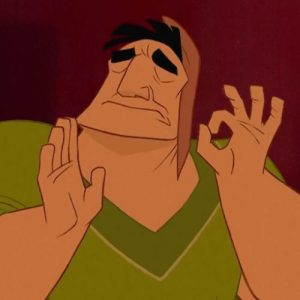 When X just right